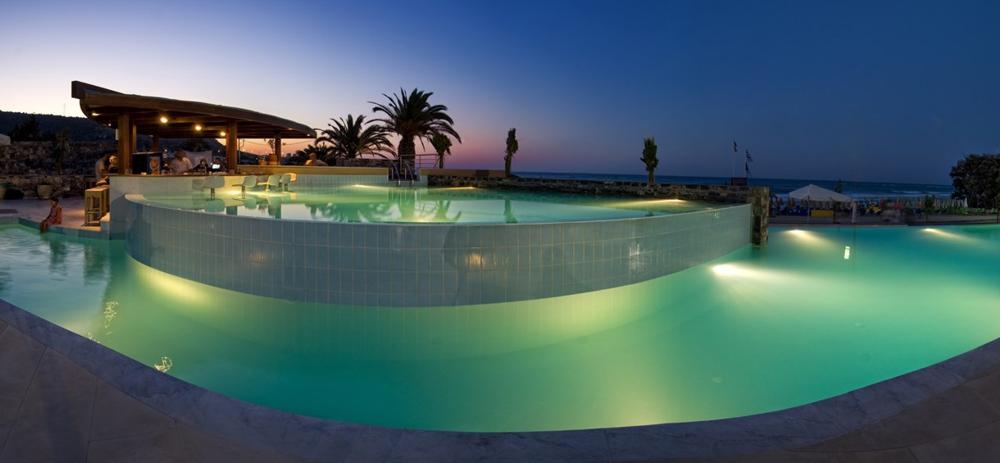 Blue Sea Village Resort & Spa προϊόντα και μάρμαρα πισίνας